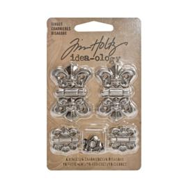 Hinges & Long Fasteners - Decoratie metaal