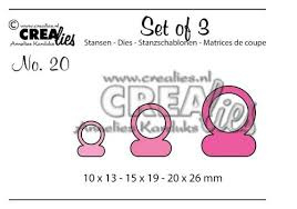 Set of 3 Pendant - Stans