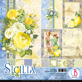 """Sicilia - 12x12"""""""