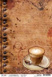 Buongiorno Caffe - Rijstpapier A4