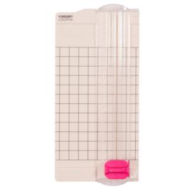 Paper Trimmer mini - wit
