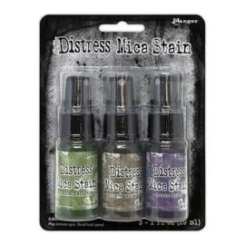 Distress Mica Spray - 3 pack
