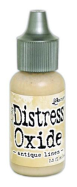 Antique Linen - Distress Oxide Re-ink