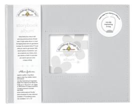 Design Storybook Album - Grey