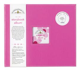 Design Storybook Album - Bubblegum