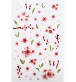 Water Blossom - Mini Stickers