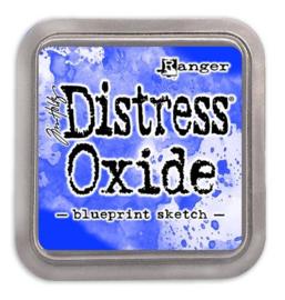 Blueprint Sketch - Distress Oxide Pad