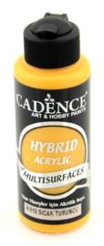 Warm Oranje - Hybride Acrylverf