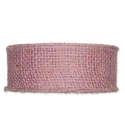 Jute Band - Dusty Pink