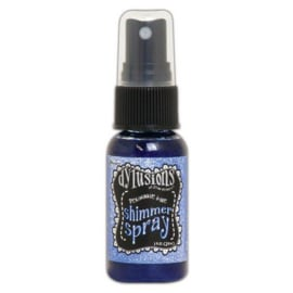 Periwinkle Blue - Dylusions Shimmer Spray