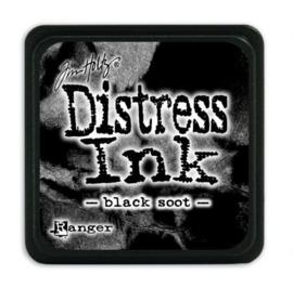 Black Soot - Distress Inkpad mini