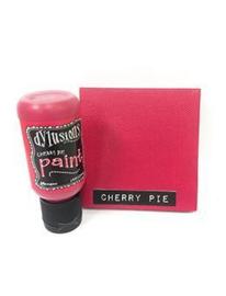Cherry Pie - Dylusions Paint Flip Cap Bottle