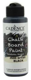 Chalkboard Verf Zwart