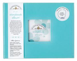 Design Storybook Album - Swimming Pool