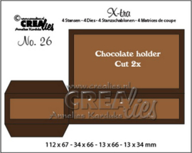 Chocolate Holder - Stans
