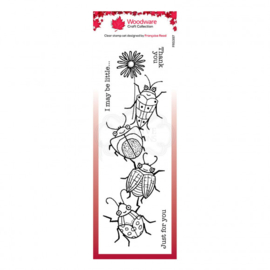 Beetle Flower - Clearstamps
