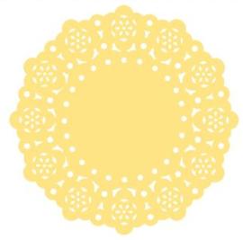 Doilies Bumblebee - 10 pcs