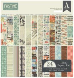"Pastime - 12x12"""
