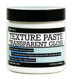 Texture Paste Transparent Matte