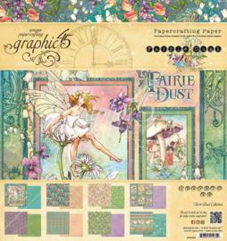 """Fairie Dust - 8x8"""""""