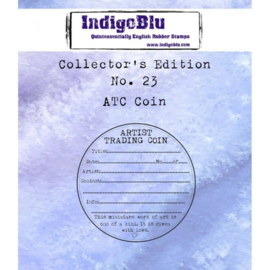 ATC Coin Collectors Edition 23 - Clingstamp A7