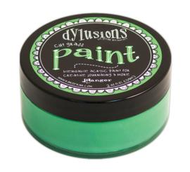 Cut Grass - Dylusions Paint