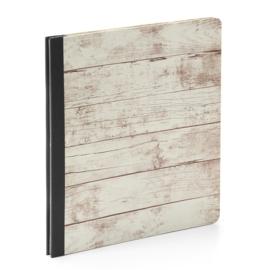 Simple Stories Sn@p! Flipbook - Whitewashed Wood
