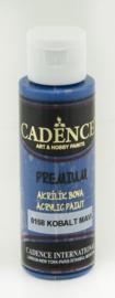 Kobaltblauw - Premium semi matte acrylverf