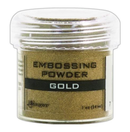 Embossing poeder -  Gold