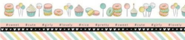Karin Joan Missees Collection. nr 03 - Washi Tape