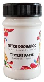 Dutch Texture Paste Transparant