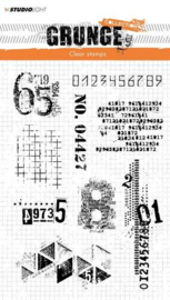 Grunge Collection nr.340 - Clearstamp