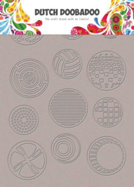 Greyboard Art Techno - Chipboard A5