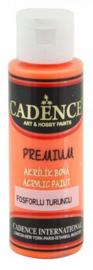 Fluorescerend Oranje - premium acrylverf