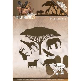 Wild Animals - Stans