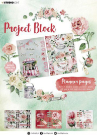 Essentials nr.04 Planner Pages - A4