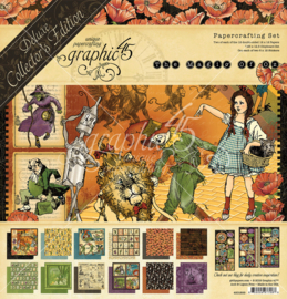 """The Magic of Oz - deluxe collector's edition - 12x12"""""""