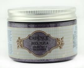 Donker Orchidee - Dora Perla Metallic Reliëf Pasta