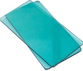 Cutting Pads - 1 Pair, Aqua