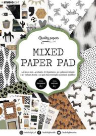Mixed Paper Pad Essentials nr.5 - A5
