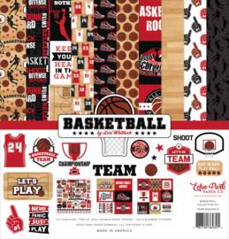 """Basketball - 12x12"""""""