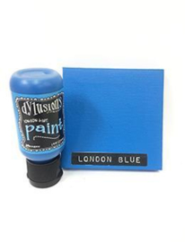 London Blue - Dylusions Paint Flip Cap Bottle