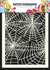 Dutch Mask Art Spiderweb - A5