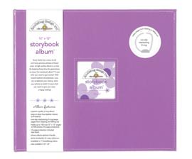 Design Storybook Album - Lilac