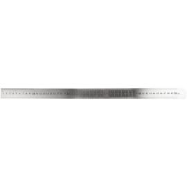 Liniaal - 50 cm, metaal
