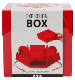 Explosion Box - Red