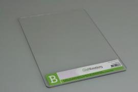 B Plaat voor Stansmachine - 3 mm
