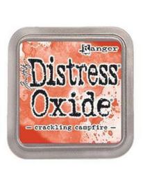 Crackling Campfire - Distress Oxide Pad