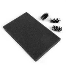 Replacement Die brush rollers & Foam Pad