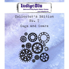 Cogs And Gears Collectors Edition 7 - Clingstamp A7